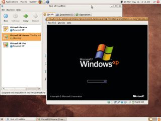 Windows Virtual system