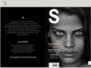 Leica S Magazine