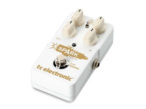 TC Electronic Spark Booster is a boost pedal oozing versatility.