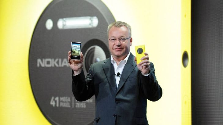 Microsoft and Nokia? Steve Jobs would be snickering