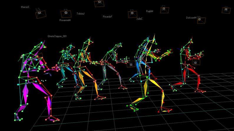 Camera Tracking The Secrets Of Motion Capture Creative Bloq