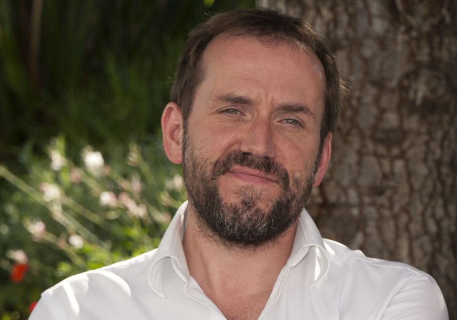 Ben Miller promoting Death in Paradise