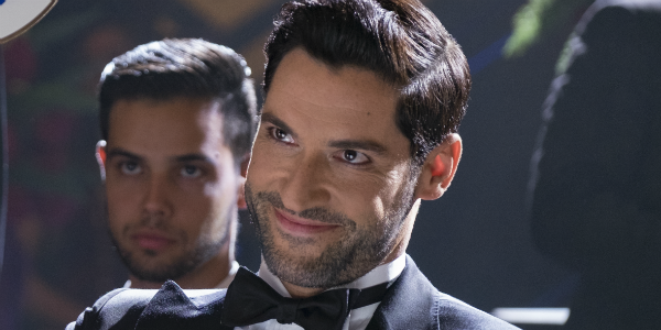 Lucifer Tom Ellis Netflix