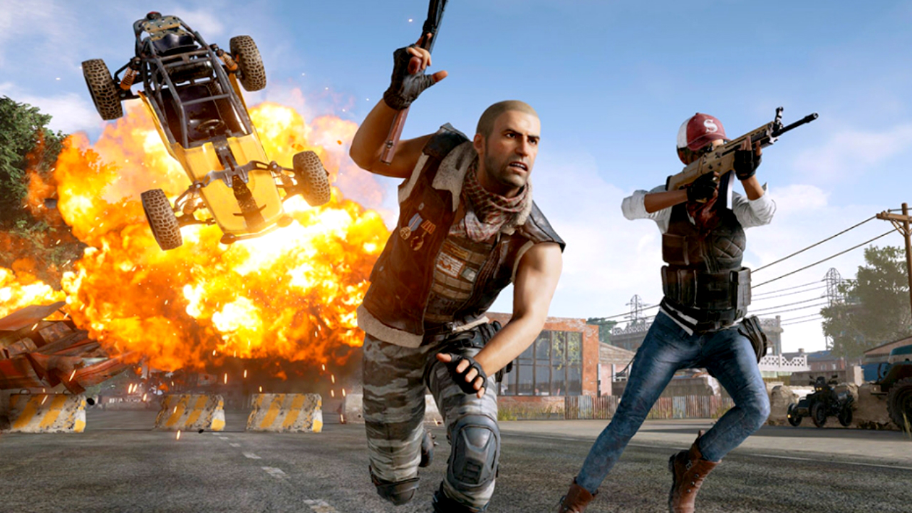 Playerunknown S Battlegrounds Is Out Now On Ps4 Gamesradar