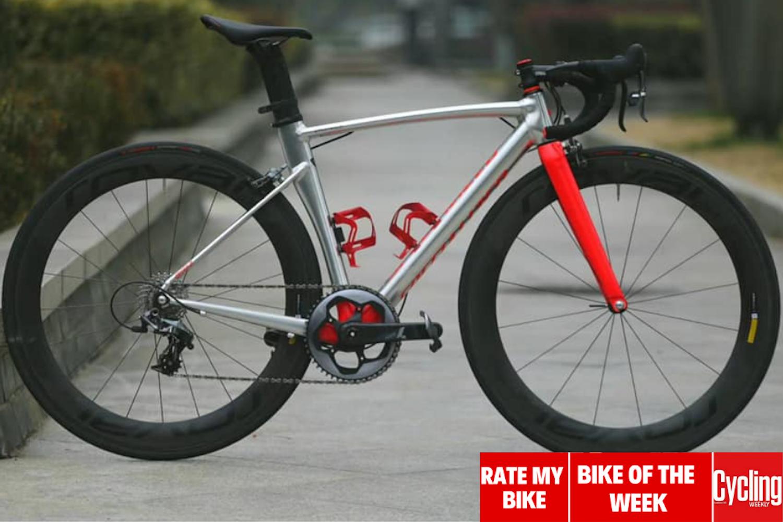 Sporting Goods Giant Race Bike S-Works Specialized Frame