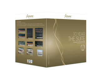 A suite deal: Arturia is offering customers a bulging greatest hits package.