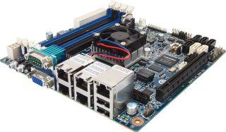 Gigabyte Avoton motherboard