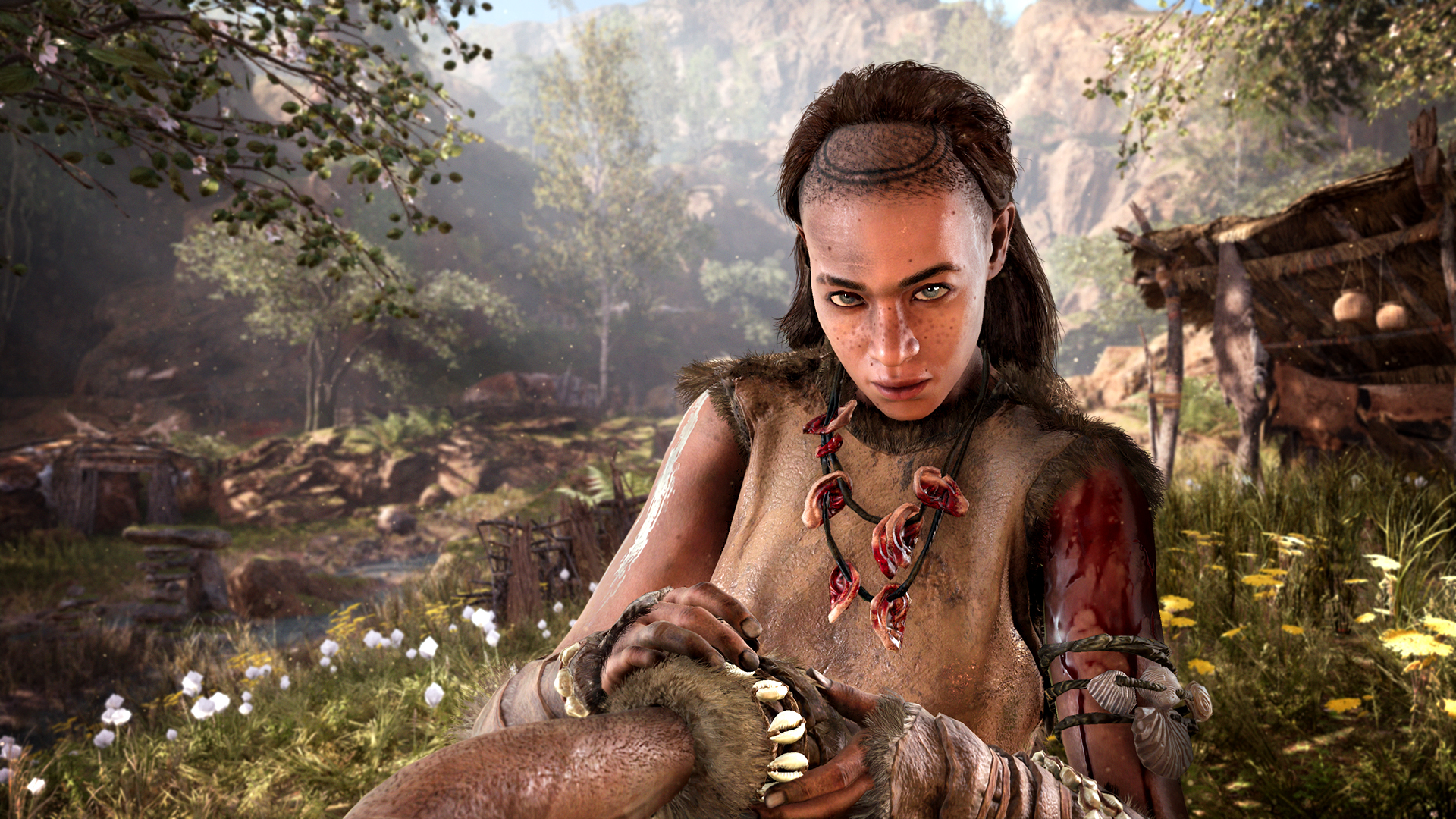 Far Cry Primal Preview A Familiar Game With A Tomb Raider Twist Techradar
