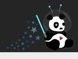 Cosmic Panda twee as you like