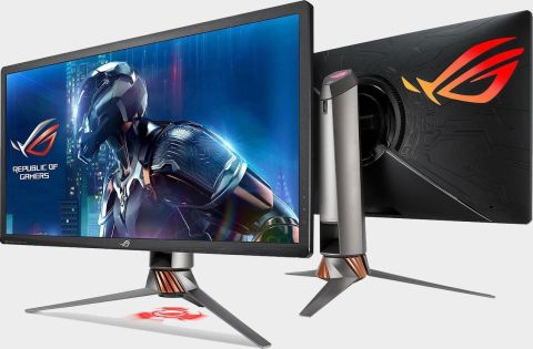 Asus Rog Swift Pg27uq Gaming Monitor Review Pc Gamer