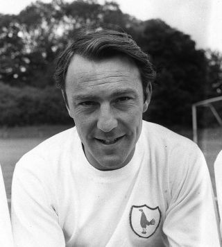 Greaves in England's World Cup Squad