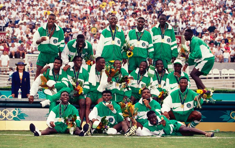 From fallout to triumph: How Nigeria stunned the world to win Olympic gold in 1996