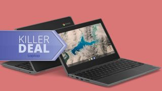 This 89 Lenovo Chromebook Is The Most Ridiculous Cyber Monday Deal Yet Laptop Mag