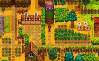 Games like Animal Crossing - Stardew Valley