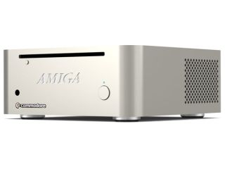Commodore Amiga returns with first PC for 20 years