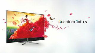TCL 55-inch Quantum Dot TV