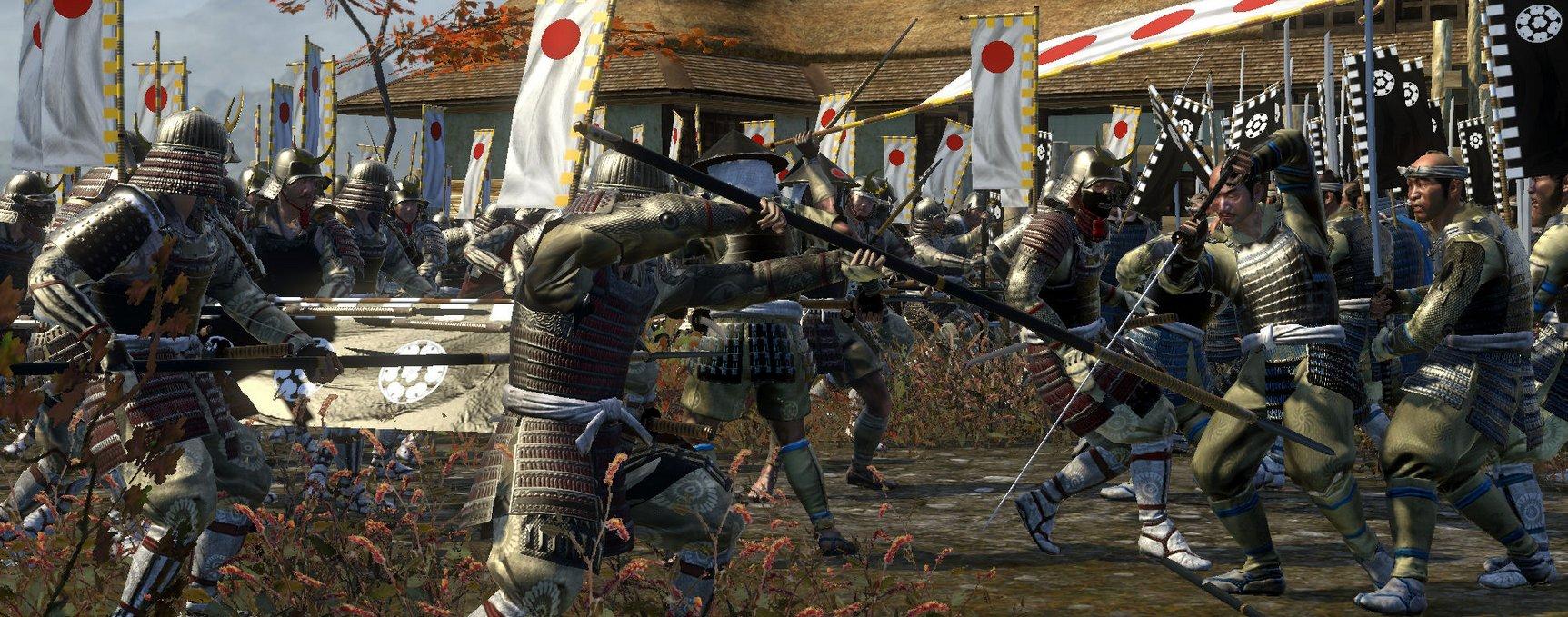 Total War: Shogun 2 patch tackles multiplayer desync bugs, improves