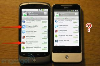 The HTC problem - all the apps are disappearing