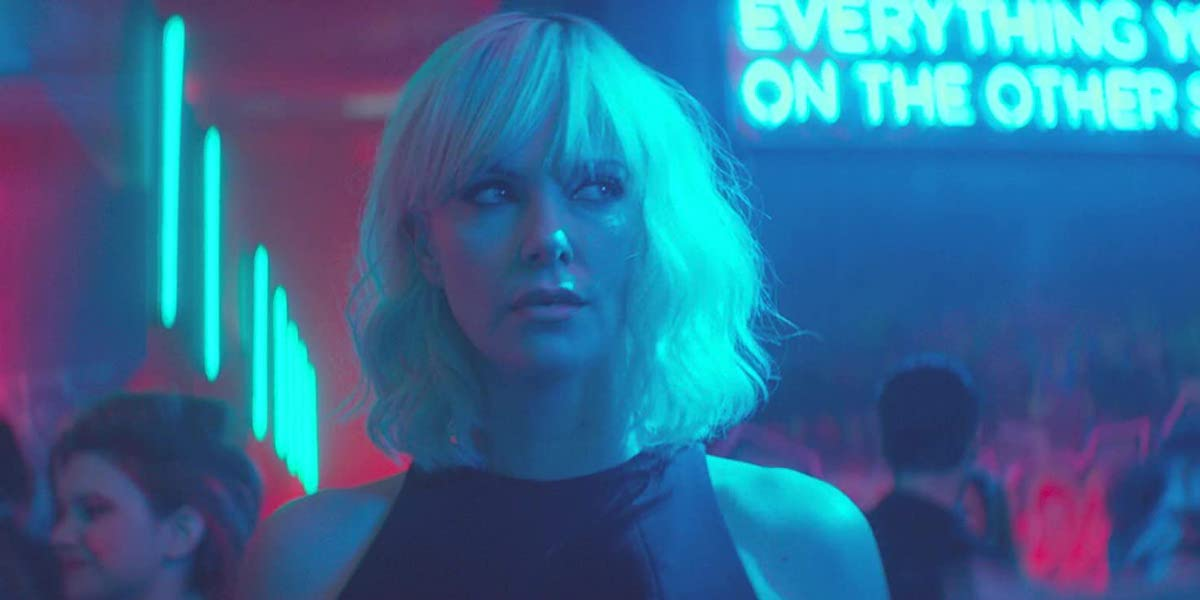 Charlize Theron Looks Badass In First Images From Netflix S Comic Book Movie The Old Guard Cinemablend