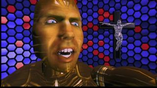 The director of Lawnmower Man on the past, present and fantastic future of VR