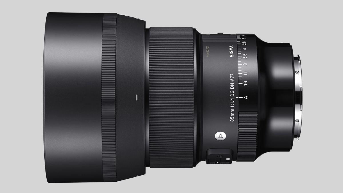 Sigma announces new 85mm f/1.4 DG DN Art lens