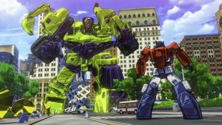 Transformers Devastation 1