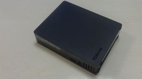 Toshiba Canvio 4TB USB drive