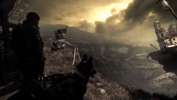 Call of Duty: Ghosts system requirements posted by Nvidia | PC Gamer