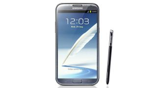 Samsung Galaxy Note II launching next week