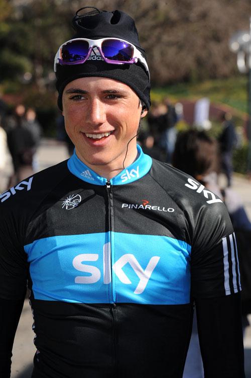 Peter Kennaugh, Tour du Haut Var 2010, stage one