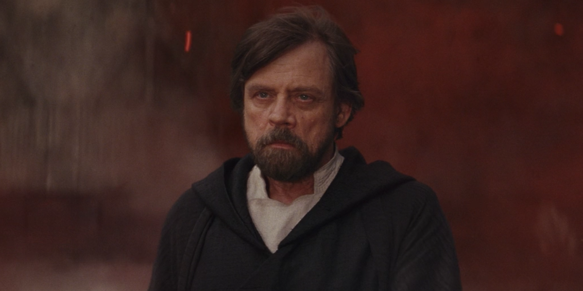 Mark Hamill's Latest Response To The Mandalorian's Finale Might Make You Cry