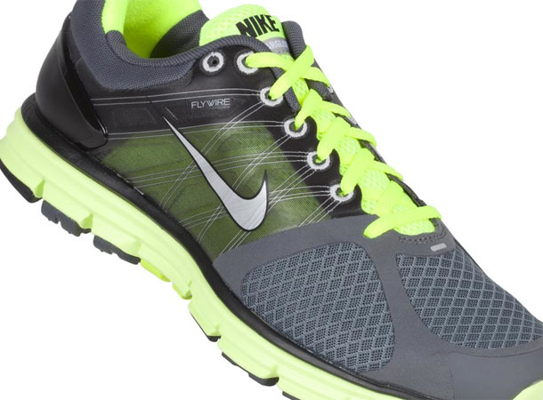 8ed1600816c Fitness Tech Tested. Week one: Nike LunarGlide+ trainers