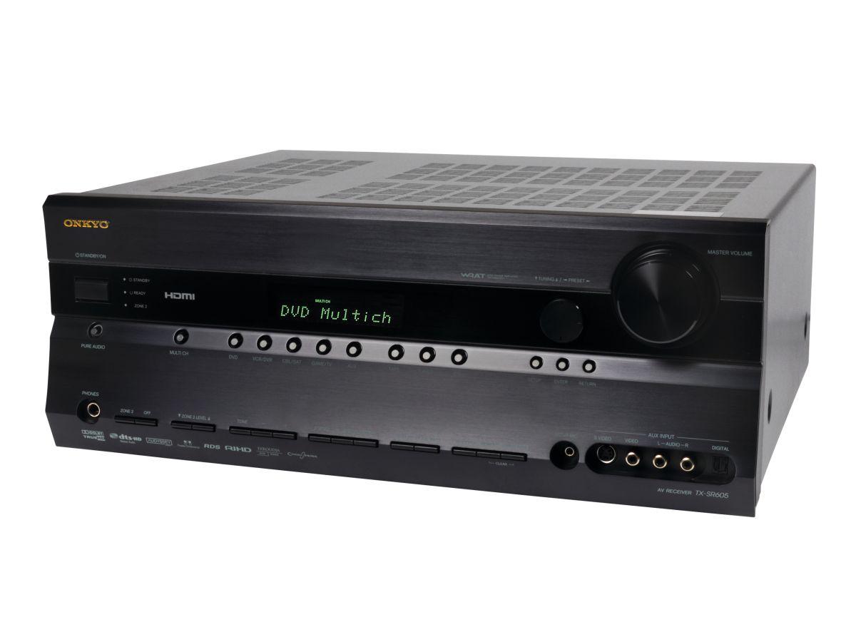 Onkyo TX-SR605 review | TechRadar