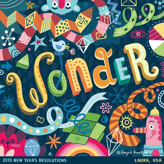 Wonder illustration