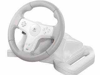 Logitech s Speed Force Wireless Racing Wheel