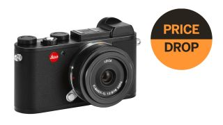 $1,495 price drop on Leica CL with 18mm f/2.8 lens!