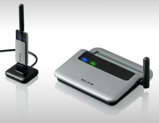 Belkin's Wireless USB unit