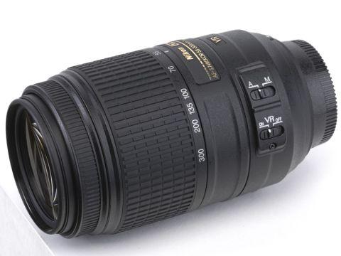 Nikon Nikkor AF-S DX 55-300mm f/4.5-5.6G ED VR