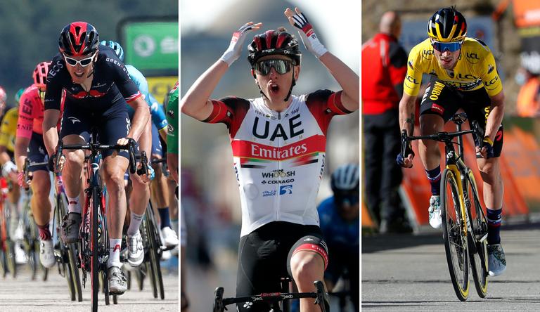 Tour de France 2021 Conteders