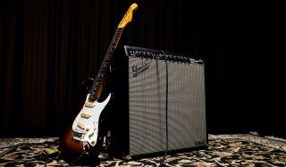 Fender's new Tone Master Super Reverb amplifier