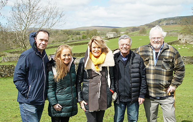 Celebrity 5 Go Caravanning Cast Locations And All You Need To Know