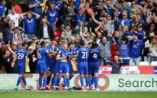 Nottingham Forest v Cardiff City – Sky Bet Championship – City Ground