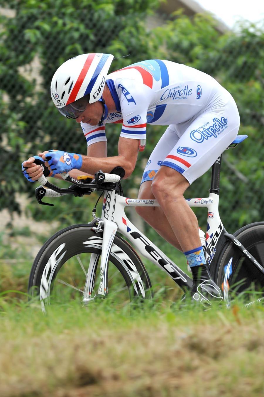 David Millar time trial Giro 2008