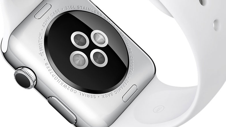Apple Watch's heart rate sensor may