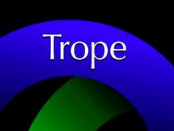 Trope: a figure of speech, figuarative language, a trippy iPhone app from Brian Eno