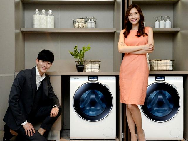 Lg Executive Who Broke Samsung Washing Machines Gives Ridiculous Reason For Vandalism Itproportal