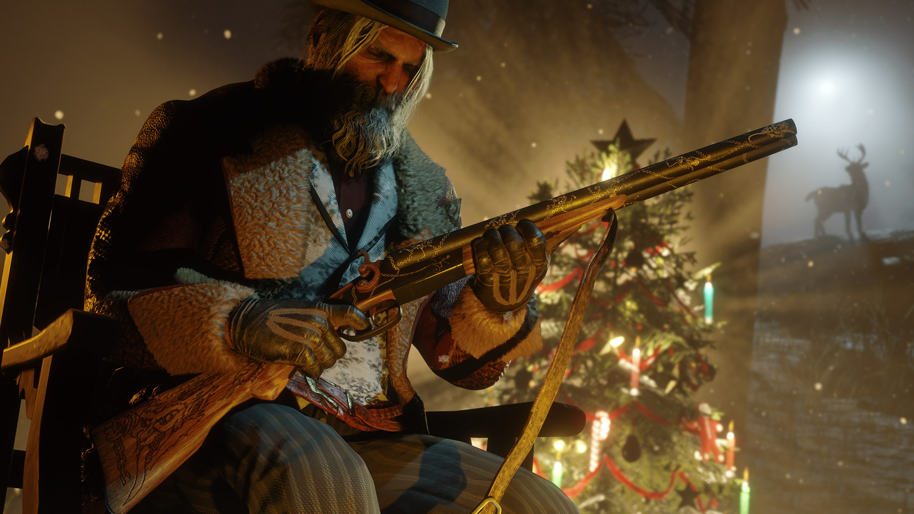 What games will you be playing over the holidays?