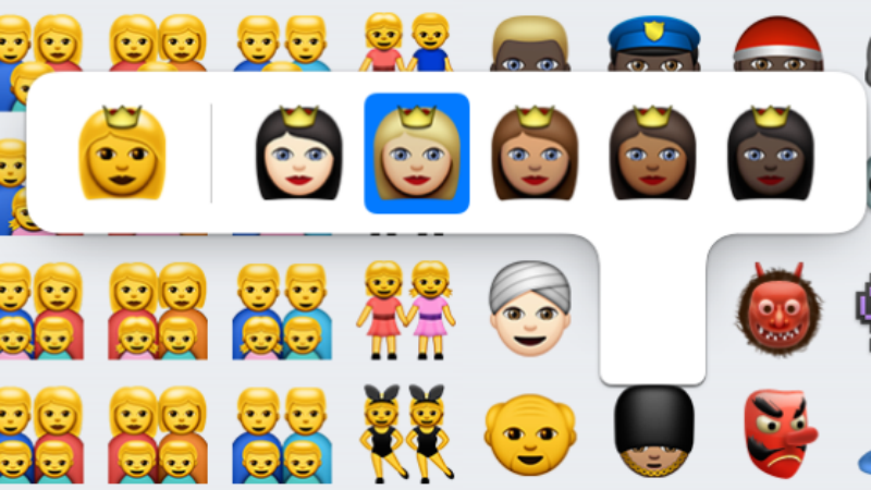 updated iphone emojis here s how to get black santa with apple s iphone emoji 13202