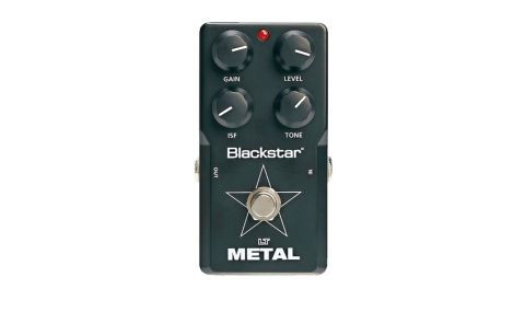 No prizes for guessing what Blackstar's latest LT pedal does…