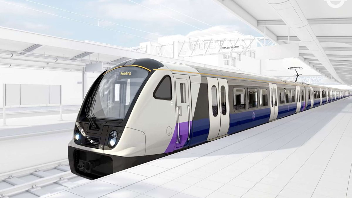 Take your first look at the new trains aiming to change London travel
